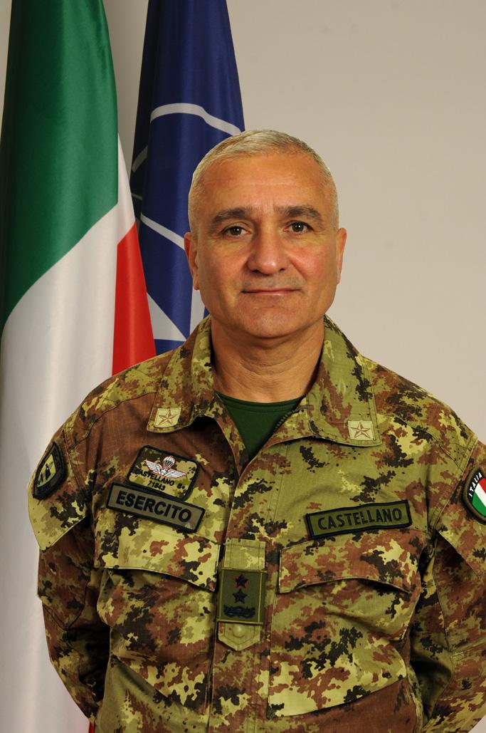 Gen. Rosario Castellano - club delle eccellenze